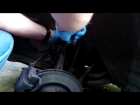 2001-2006 Hyundai Santa Fe,,replacing front struts