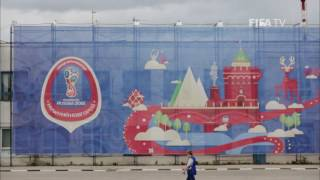 Nizhny gets a facelift for Russia 2018