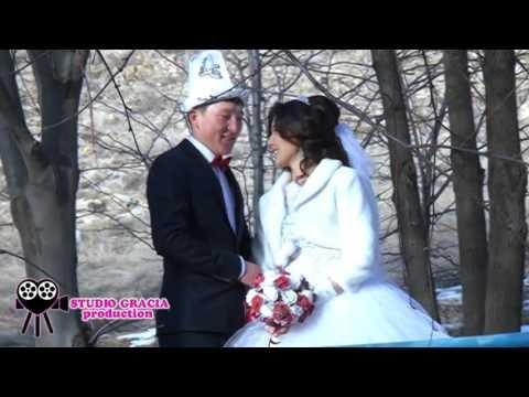 свадьба Эламан & Айнура 16 02 2017 ТАЛАС