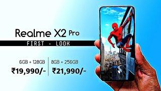 Realme X2 Pro   90hz Display, 64mp Camera| Realme X2 Pro Launch In India