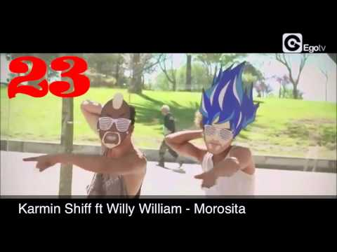Top 40 WORLD Dance/Electro House Songs June 2013