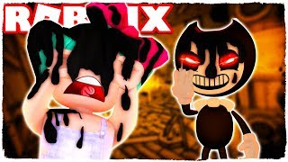 🤘 BENDY AND THE INK MACHINE EN ROBLOX ESPECIAL HALLOWEEN 🎃