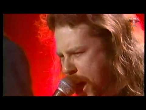 Metallica - Wherever I May Roam [American Music Awards] 1993