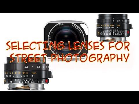SELECTING LENSES FOR STREET PHOTOGRAPHY - 28MM VS. 35MM LENS