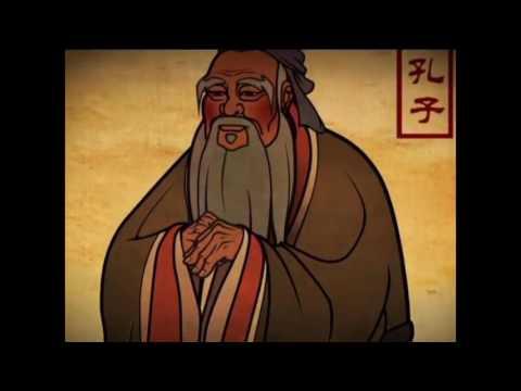 Kongzi Confucius I Shaolin Kung Fu & Tai Chi