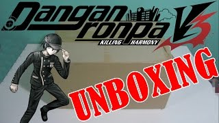 UNBOXING - New Danganronpa V3 Everyone's New Semester of Killing   Limited Edition PS4