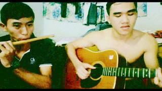 như ngày hôm qua ( guitar + sáo trúc )