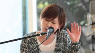 "Japanese singer songwriter Ayaka performs""Robinson""with her friends..."
