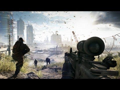 Battlefield 4: Official 17 Minutes