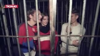 Halloween Night 🎃 Jamie-Lee, Jasper en Fabian in Ghost Town