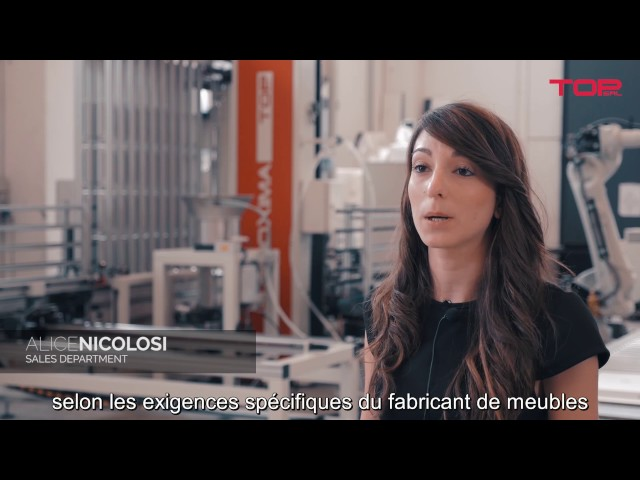 Cnc machine PROXIMA français