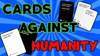 WE ARE CRAZY PEOPLE | CAH & Skribbl ft. AngelWingsYT & Friends! thumbnail
