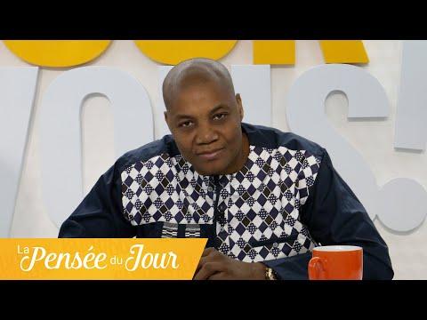 La pensée du jour - Bonjour Saint-Esprit - Marcel Kouamenan