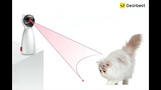 BENTOPAL P01 Laser Cat Teasing Devices - Gearbest.com