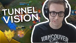 TSM Bjergsen & Mike Yeung - TUNNEL VISION - LoL Funny Stream Moments & Highlights