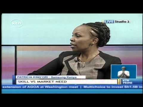 Job centre: An interview with Patricia King'ori on how skills mismatch in Kenyan job market