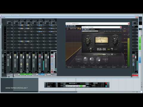 MIXING TRICKS by tommy dellolio - episode 35 -  acoustic guitar treatment 2 COMPRESSION