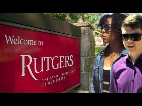 Retarded feminists of Rutgers University