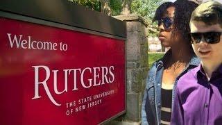 Retarded feminists of Rutgers University