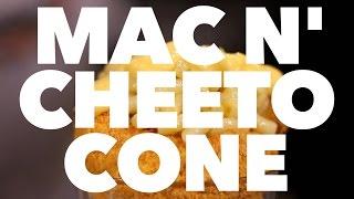 DIY Mac n' Cheetos Recipe Short