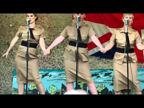 The Andrews Sisters - Alexander's Rag Time Band - Armed Forces and Veterans Day