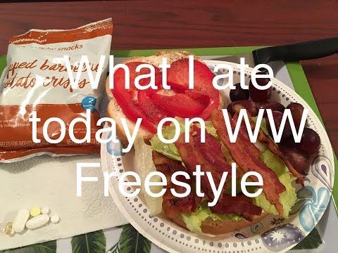 what-i-ate-today-on-weight-watchers-freestyle