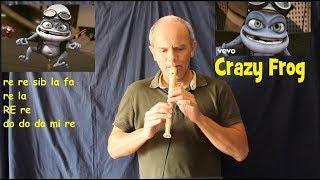 Crazy Frog (a 3 velocità LENTO - MODERATO - ORIGINALE)