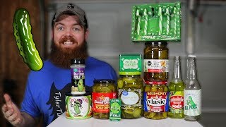I Ate Pickles Everyday For 30 Days...