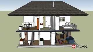 2 storey house equipped with Compact P and NilAIR Thumbnail