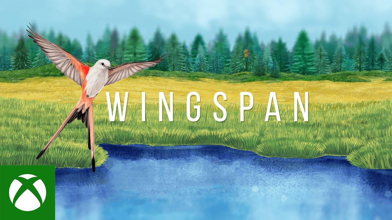 Wingspan Launch Trailer