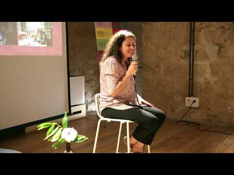 Ayelet Batist:  Compassion (Creative Mornings Jerusalem 2017)