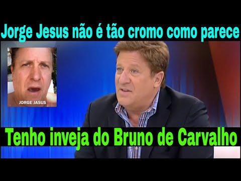"""🎠 Herman José faz o papel de Jorge """"JASUS"""" e Bruno de Carvalho, mas não só, na """"Grande Entrevista"""""""
