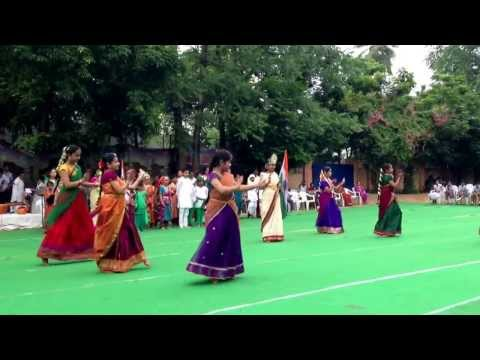 Desam Manade - Independence Day Celebrations At Chinmaya Vidyalaya, Hyderabad