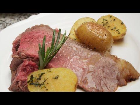 Steak braten, im Backofen oder in der Pfanne, Chefkoch Thomas Sixt zeigt Dir wie
