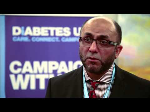 Living with Diabetes Days – The importance of Healthcare professionals