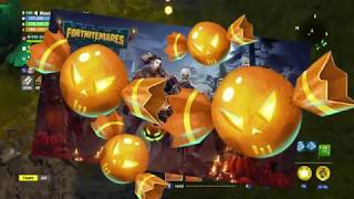 FORTNITE FORTNIGHTMARES How To Get PUMPKIN LAUNCHER (Breakdown) And Next EVENT