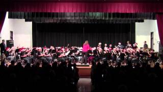 "2014-15 Cypress Grove Beginner Band - ""Jingle Bells and Jungle Drums"""