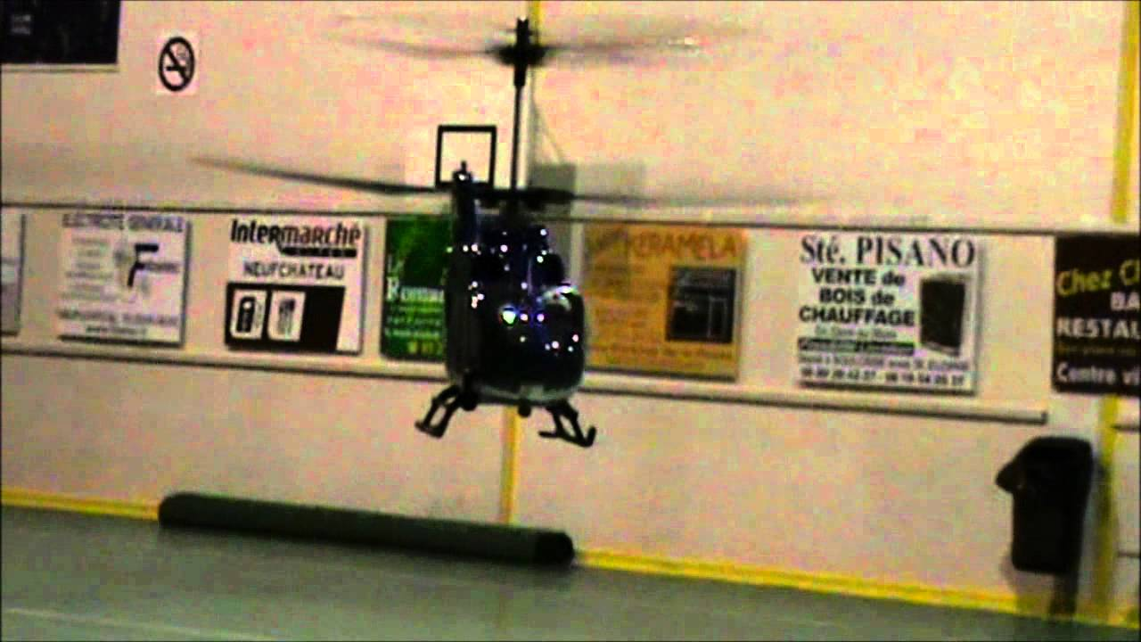Helicoptere Radiocommande Exterieur Geant Helico Rc Geant