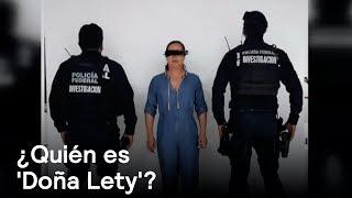 """Leticia Rodríguez Lara, """"Doña Lety"""", cabeza del crimen en Quintana Roo - Despierta con Loret"""