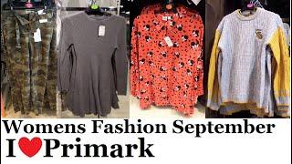 Primark Womens Fashion Autumn Collection 2019  | September 2019 | I❤Primark