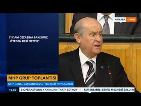 Bahçeli: AK Parti hazırsa MHP dünden vardır