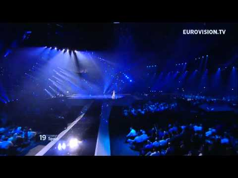 Pastora Soler - Quédate Conmigo (Stay With Me) - Live - Grand Final - 2012 Eurovision Song Contest