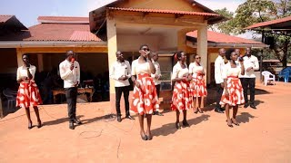 Zangu Ni Shukrani by Saints Ministers during the Magena Main Youths DVD Launch