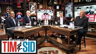 Dave Perkins & Shi Davidi Reveal Their Baseball Hall of Fame Ballots | Tim and Sid