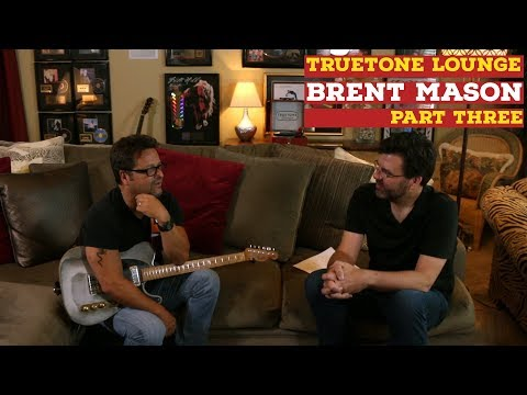 Brent Mason   Truetone Lounge   Part 3 (Gear Rundown)