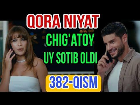 Qora Niyat 382 Qism Uzbek Tilida Turk Seriali / Кора ният 382 кисм турк сериали