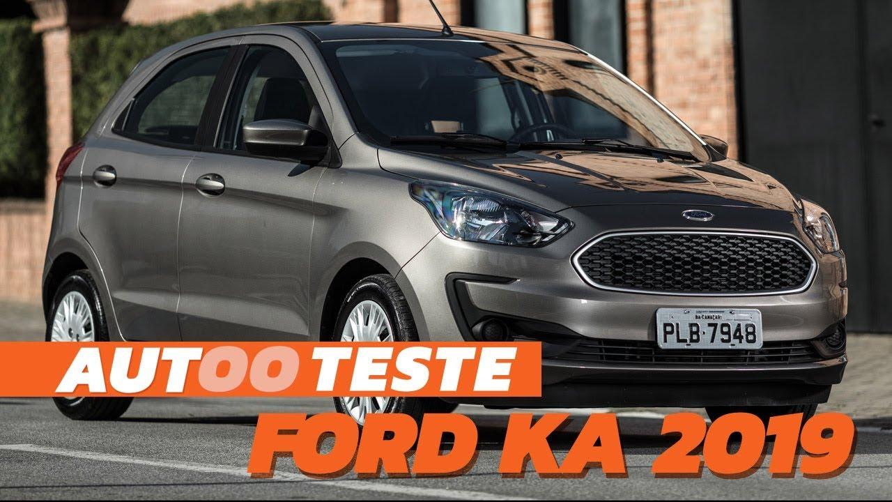 Ford Ka Automatico 2019 Versao Se Plus E Uma Boa Pedida Ate R