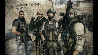 Эпичные и грустные моменты Call of Duty: Modern Warfare (1,2,3)