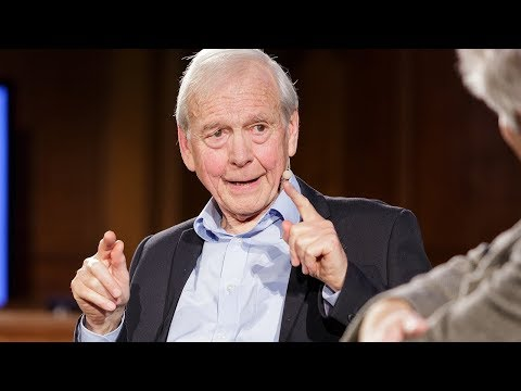 John Humphrys: The Terrier of Today, in conversation with Justin Webb