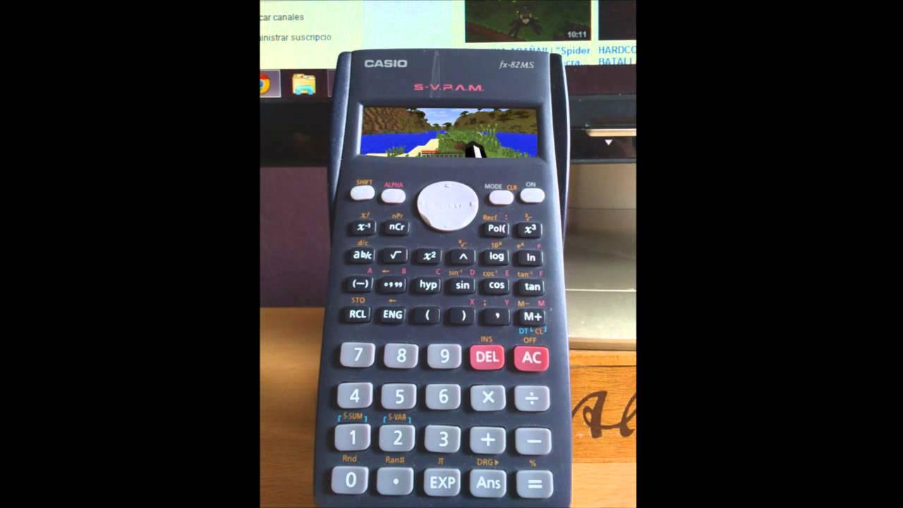 casio fx 260 solar fraction user manual